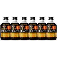 ポッカサッポロ 深煎り BLACK 275ml 1セット(6缶)