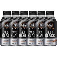 ポッカサッポロ ビズタイム冴えるブラック 400g 1セット(6缶)
