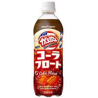 ポッカサッポロ がぶ飲みコーラフロート 500ml 1セット(48本)