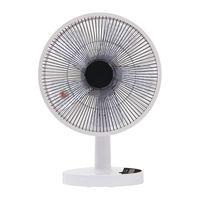 APIX(アピックス)インターナショナル 30cm ローポジション扇風機 ホワイト AFL-250M