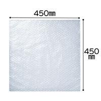 プチプチ(R)袋 フラップなし d36 450×450mm 1袋(25枚入) 川上産業