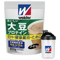 ウイダー大豆プロテイン シェーカーセット