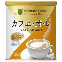 日本ヒルスコーヒー ヒルス モダンタイムス カフェ・オ・レ 1缶(420g)