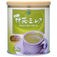 日本ヒルスコーヒー ヒルス モダンタイムス 抹茶ミルク 1缶(10g×16袋入)