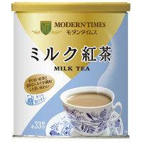モダンタイムス ミルク紅茶 400g缶×12(6×2)本入×(2ケース)