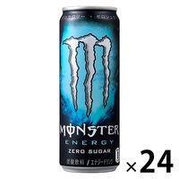 アサヒ飲料 モンスターアブソリュートリーゼロ 355ml 1箱(24缶入)