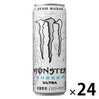 アサヒ飲料 モンスターウルトラ 355ml 1箱(24缶入)