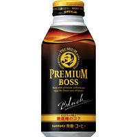 ボス(BOSS) プレミアムボス ブラック ボトル缶 390ml