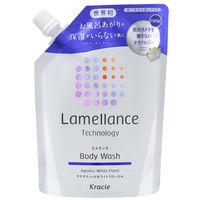 ラメランス ボディウォッシュ ホワイトフローラルの香り トライアル ミニパウチ 60ml クラシエホームプロダクツ