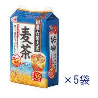 小谷穀粉  OSK国産六条麦茶 1セット(280バッグ:56バッグ入×5袋)