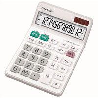 シャープ ナイスサイズ 電卓 EL-N432X 1セット(3個入)