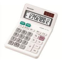 シャープ ミニナイスサイズ 電卓 EL-772JX 1セット(3個入)