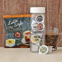 メロディアン LATTE STYLE(ラテスタイル)1袋( 10個入)+限定ボトル セット