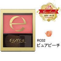 サナ excel(エクセル) スキニーリッチチーク RC02 常盤薬品工業