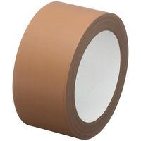 【ガムテープ】「現場のチカラ」 布テープ neo 0.17mm厚 50mm×25m 茶 アスクル 1セット(5巻入)