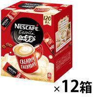 【スティックコーヒー】ネスレ日本 ネスカフェ エクセラ ふわラテ 1ケース(1440本:120本×12箱入)