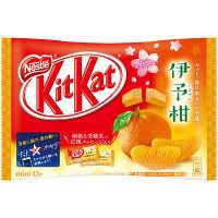 キットカット ミニ 伊予柑 14枚 1袋