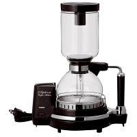 ツインバード サイフォン式コーヒーメーカー 4杯用 CM-D854BR