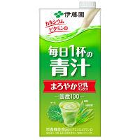 伊藤園 毎日1杯の青汁 紙(1L*6本入)