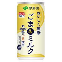 伊藤園 健康ごま&ミルク 190g 1セット(60缶)