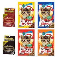 【ペット福袋】ペット用品 キャットフード&またたびセット