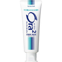 Ora2(オーラツー) ストライプペースト 140g SUNSTAR(サンスター) 歯磨き粉