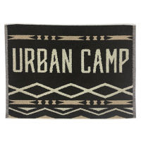 林アーバンキャンプ バスマット ブラウン 1枚 約45×60cm 林