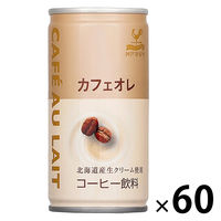 神戸居留地 富永貿易 神戸居留地 カフェ・オ・レ 185g 1セット(60缶)