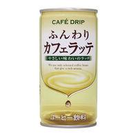 神戸居留地 富永貿易 カフェドリップ ふんわりカフェラッテ 185g 1セット(60缶)