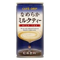 富永貿易 カフェドリップ なめらかミルクティー 185g 1セット(60缶)