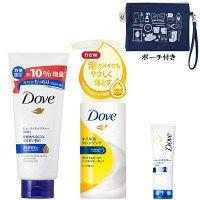 【福袋】【数量限定】ダヴ(Dove) スキンケア+ポーチセット ユニリーバ