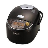 象印 圧力IH炊飯器 1升 極め炊きダークブラウン NP-ZF18-TD