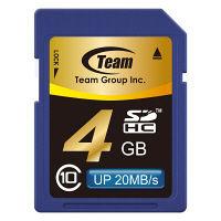 SDHCカード4GB class10