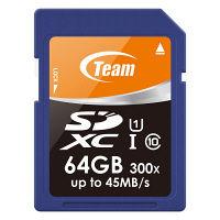SDXC 64GB UHS_I C10