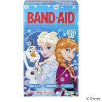 バンドエイド(R) アナと雪の女王 1箱(20枚入) ジョンソン・エンド・ジョンソン
