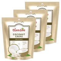 グレンディーココナッツチップス3袋