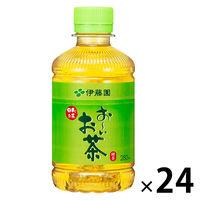 おーいお茶 緑茶 280ml 24本