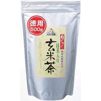 大井川茶園 抹茶入り玄米茶 徳用 500