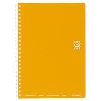 コクヨ ソフトリングノート(ドット入り罫線) A5 オレンジ ス-SV331BT-YR