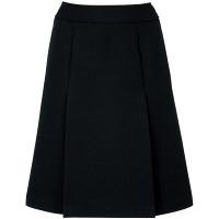 ボンマックス プリーツスカート ブラック 15号 AS2248-16-15 1着(直送品)