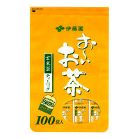 【アウトレット】伊藤園 おーいお茶 玄米茶ティーバッグ 1袋(100バッグ入)