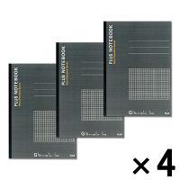 ノートブック A4G罫 5mm方眼40枚