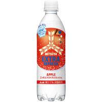 アサヒ飲料 三ツ矢 エクストラリフレッシュ アップル 500ml 1箱(24本入)