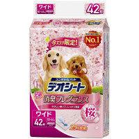 デオシート 消臭フレグランス 桜の香り ワイド 1袋(42枚入) ユニ・チャーム