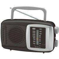 ホームラジオ 黒 SAD-7220/K