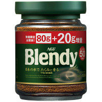 ブレンディ 80g+20g【増量品】