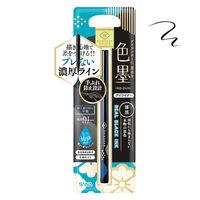 サナ 舞妓はん(マイコハン) リキッドアイライナー 01(漆黒) 常盤薬品工業