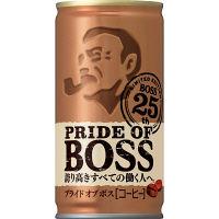 サントリー BOSS(ボス) プライドオブボス 185g 1箱(30缶入)