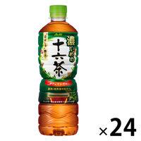 アサヒ飲料 濃いめの十六茶 600ml 1箱(24本入)