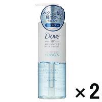 【アウトレット】Dove(ダヴ) エアリーモイスチャー シャンプー ポンプ 1セット(480g×2個) ユニリーバ